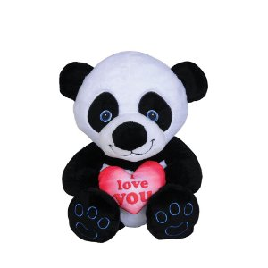 Panda Urso Panda Pelúcia Lovee - 32 Cm Lovely