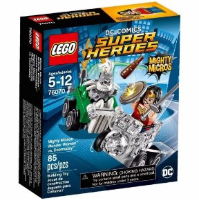 Lego Super Heroes Mulher-maravilha Vs. Apocalypse 76070