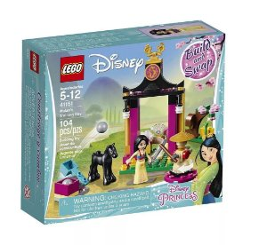 LEGO Disney - Dia De Treinamento Da Mulan - 41151