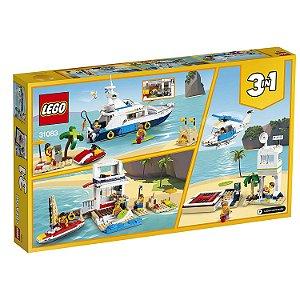 LEGO CREATOR AVENTURAS NO CRUZEIRO 31083