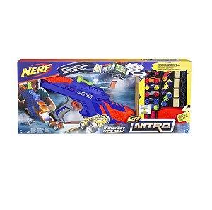 Lançador De Carrinhos Nerf Nitro Motofury Rap - Hasbro C0787