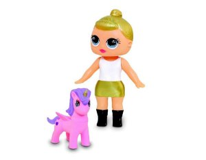 Boneca Mini Doll Fantasy Adjomar