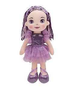 Boneca Bailarina Fashion Buba