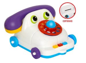 Telefone Maxphone Colorido