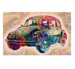 Puzzle Vintage Car Quebra-Cabeça 3000 Peças Grow
