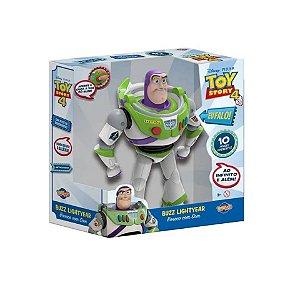 Boneco Buzz Lightyear com som Toyng