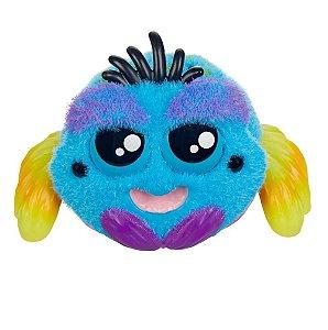 Aranha Yellies Webington Animal de Estimação Hasbro