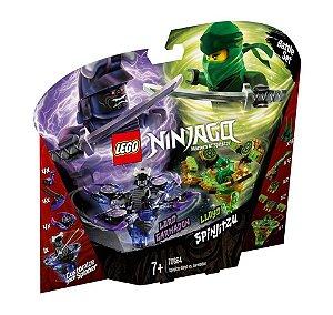 Lego Spinjitzu Lord Garmadon vs. LLoyd 70664