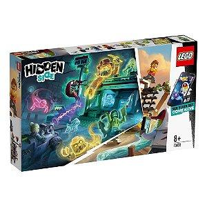 Lego Hidden Side Ataque de Camarão ao Barracão 70422