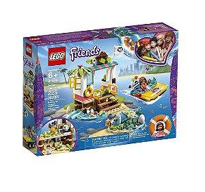 Lego Friends Missao de Resgate das Tartaruga-41376