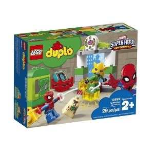 Lego Spider Man vs Electro - 10893