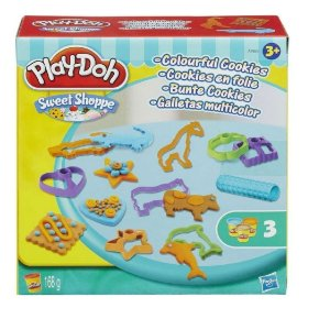 Massinha Cookies Colorido Play-Doh - A7656