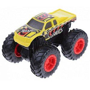 Carrinho Hot  Wheels  Monster Trucks Bash-Ups Crash Recruit