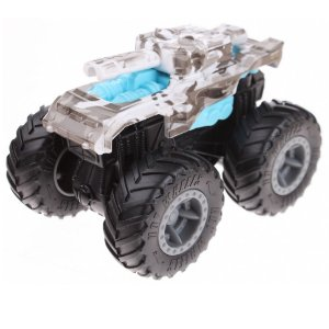 Carrinho Hot  Wheels  Monster Trucks Bash-Ups Invader