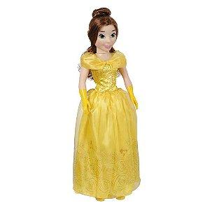 Boneca Princesa Bela Disney 77 Cm