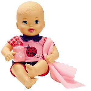 Little Mommy Recém Nascido Joaninha - Mattel