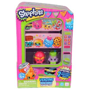 Shopkins Máquina de  Shopkins DTC