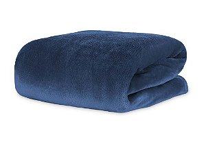 Cobertor Manta Blanket Queen 300g Azul Sky - Kacyumara