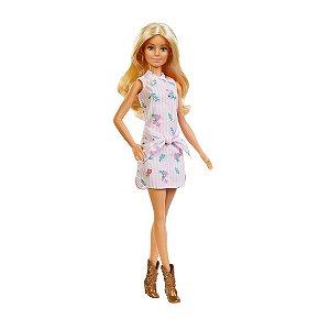 Boneca Barbie Fashionista 119 Mattel