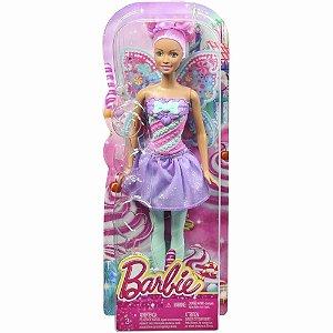 Barbie Fantasia Reino das Fadas Dreamtopia  Mattel