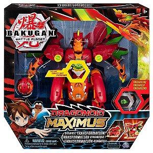 Bakugan Dragonoid Maximus Sunny