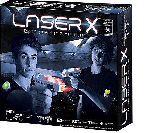 Mini Lançador Laser X Duplo Sunny