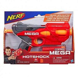 Lança Dardo Nerf Nstrike Mega Hotshock - Hasbro