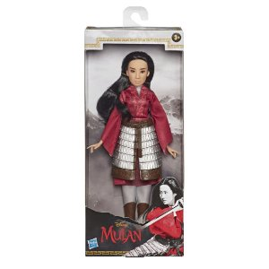 Boneca Princesa  Mulan Hasbro