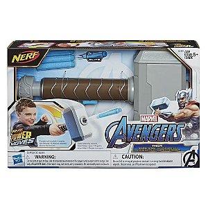 Nerf Power Moves Avengers Martelo Thor