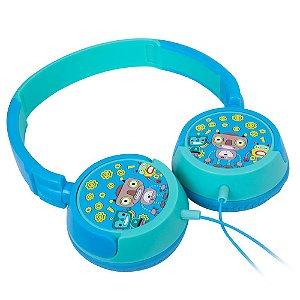 Fone Kids Headphone Robôs OEX