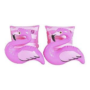 Boia de Braço de Flamingo DM Toys
