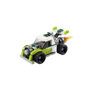 LEGO Creator Caminhão Foguete 31103
