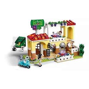 Lego Restaurante de Hearlake city 41379