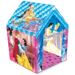 Barraca Casinha das Princesas Disney Líder