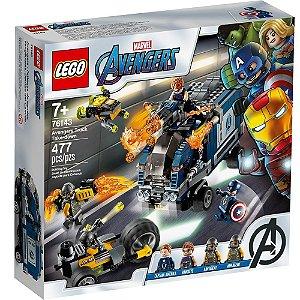 LEGO Avengers Take-down caminhão vingadores 76143