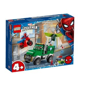LEGO Spider-Man O Assalto ao Caminhoneiro de Vulture 76147