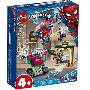 LEGO Spider-Man A Ameaça de Mysterio 76149