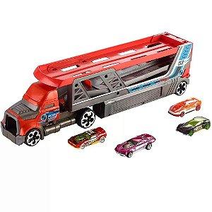 Caminhão Lançador Hot Wheels Mattel