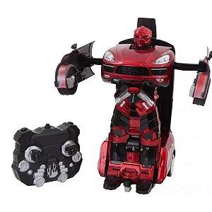 Robot Car Evolution Com Controle Remoto CKS Toys