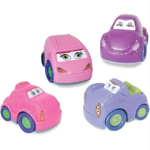 Carrinhos Baby Girls Cars Big Star