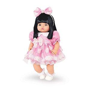 Boneca Addara Pink Poa Anjo