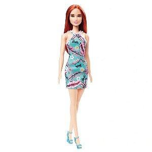 Boneca Barbie Fashionista Ruiva Mattel