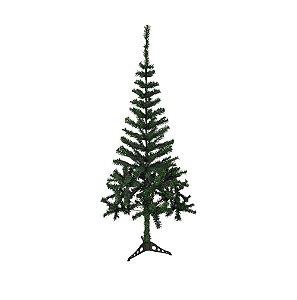 Árvore de Natal 200 Tips Pé de Plástico 1,5 m D&A