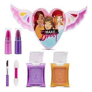 Kit Infantil Maquiagem Sortido MakeBrink