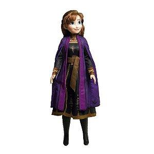 Boneca Princesa Anna Frozen 2 - Baby Brink