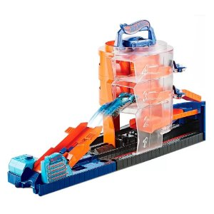 Pista Hot Wheels Super Giro de Carros Mattel