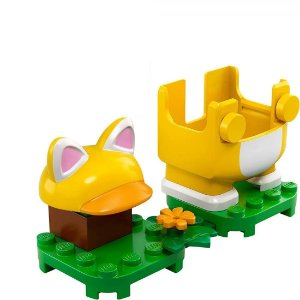 Lego Super Mario Pacote Power Up Mario Gato 71372