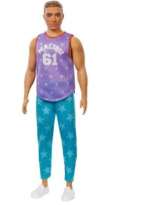 Boneco Ken Fashionistas 164 Mattel