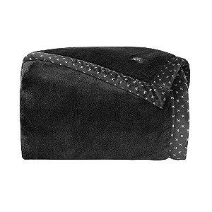 Cobertor Manta Blanket 700 King Preto - Kacyumara
