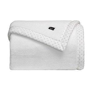 Cobertor Manta Blanket 700 King Branco - Kacyumara
